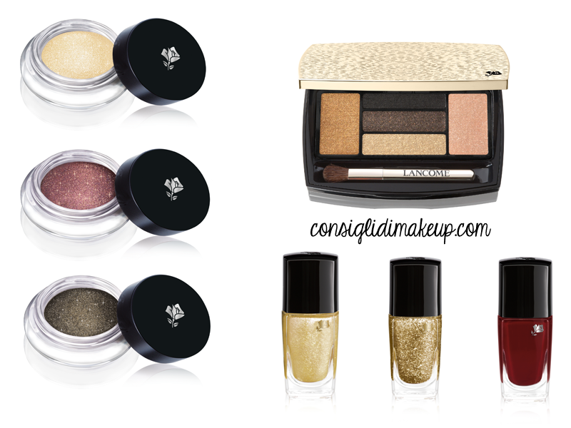 Preview: Collezione Natale Happy Holidays - Lancome