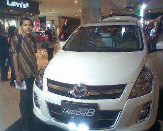 New Mazda8