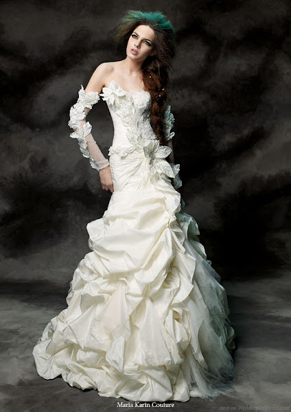 wedding dress pictures 2011