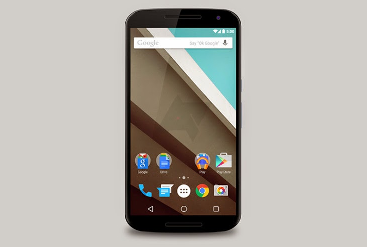 Motorola Nexus 6 Render Images