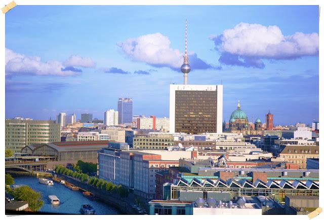 berlin, view