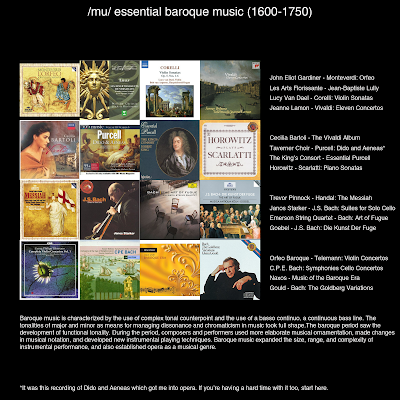 Essential Baroque (1600-1750)