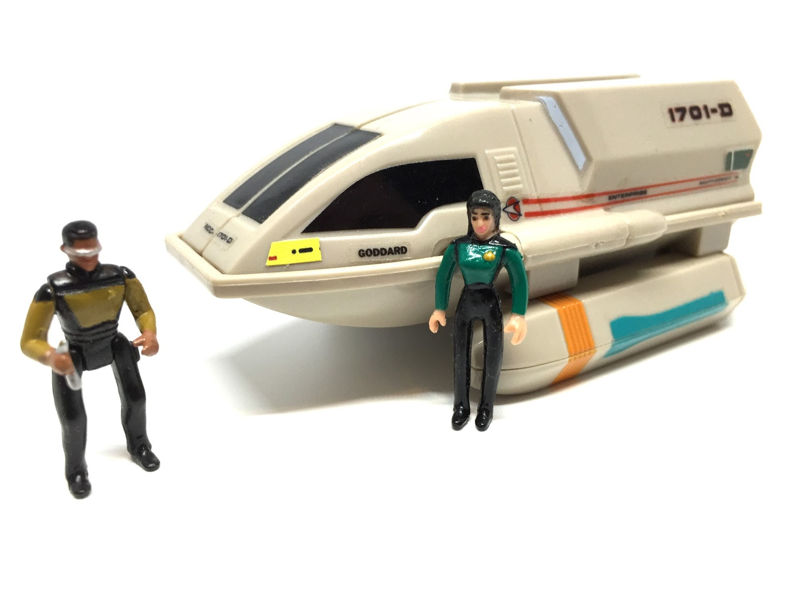 the toy of the week minivan or shuttle craft you decide