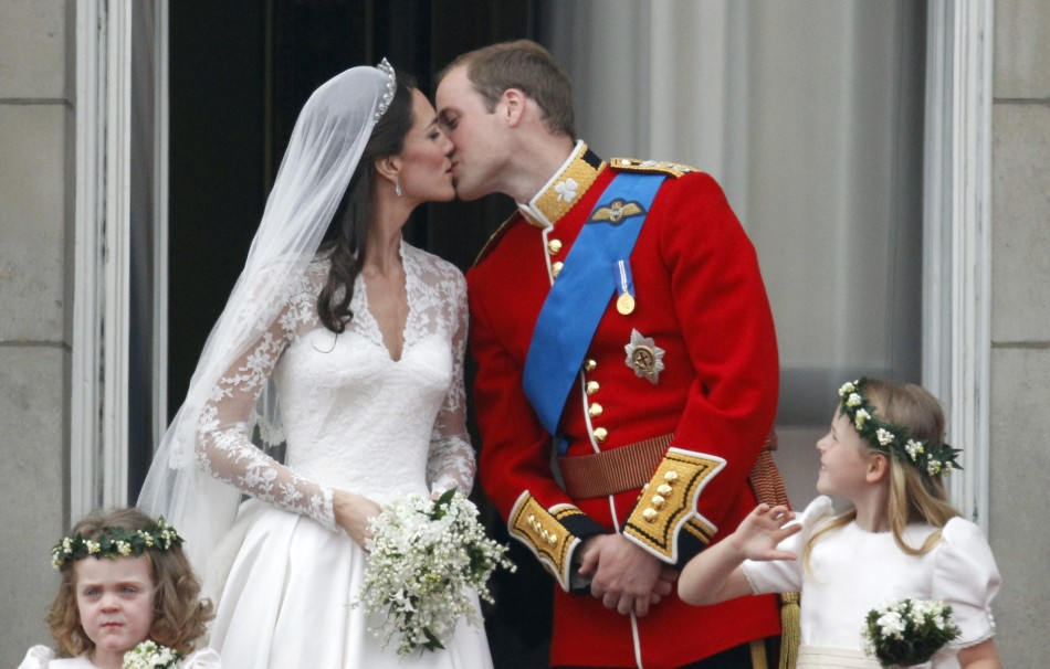 Prince William and Kate Wedding Photos