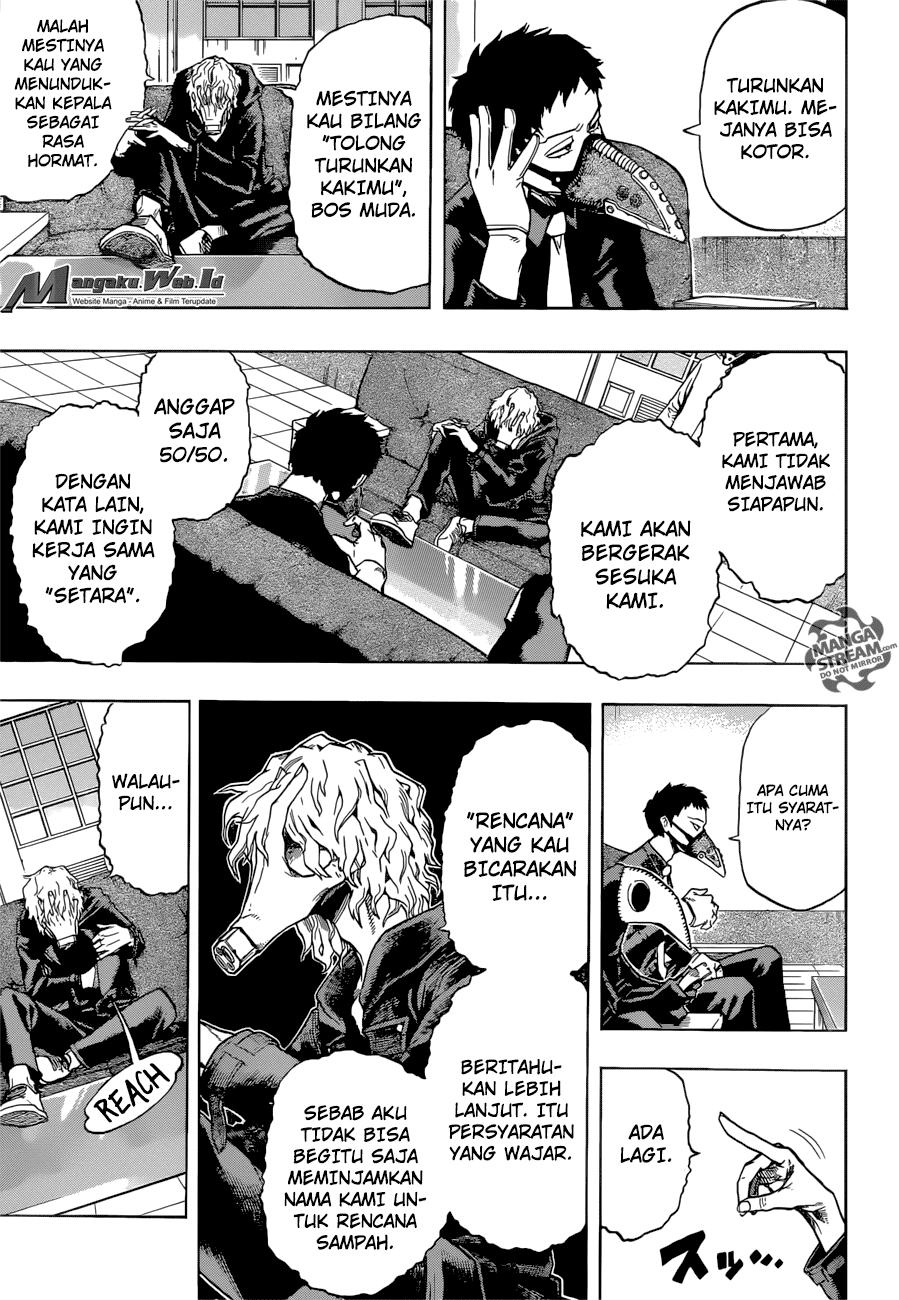 Boku no Hero Academia Chapter 132-6