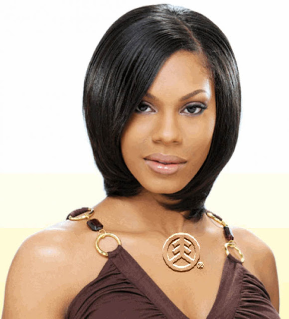 Top Hairstyles Models Nice Short Weave For Black Hair