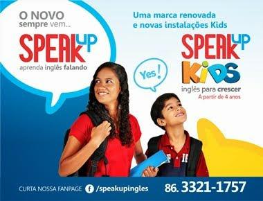 SPEAK UP - Aprenda Inglês Falando