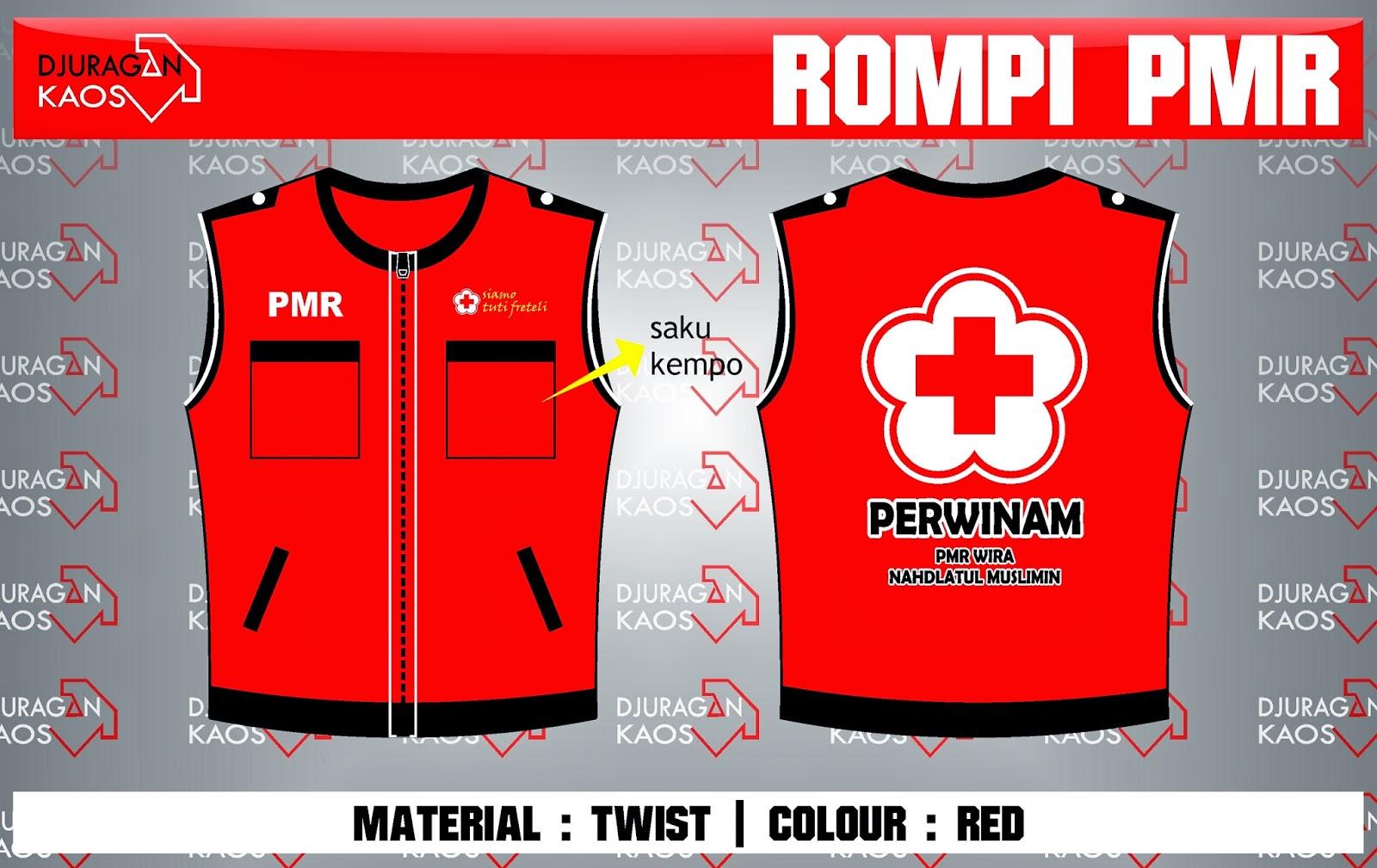 Rompi Order By Ma Nahdlatul Muslimin Kudus Type Material Twist Colour Red Black Quantity Pcs Diposting Djuragan Kaos