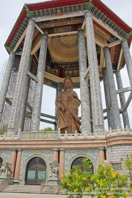 Kek Lok Si Temple malaysia