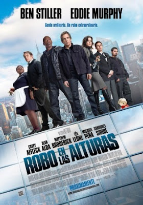 Robo en las alturas (Tower heist)(2011)movie pelicula aventuras