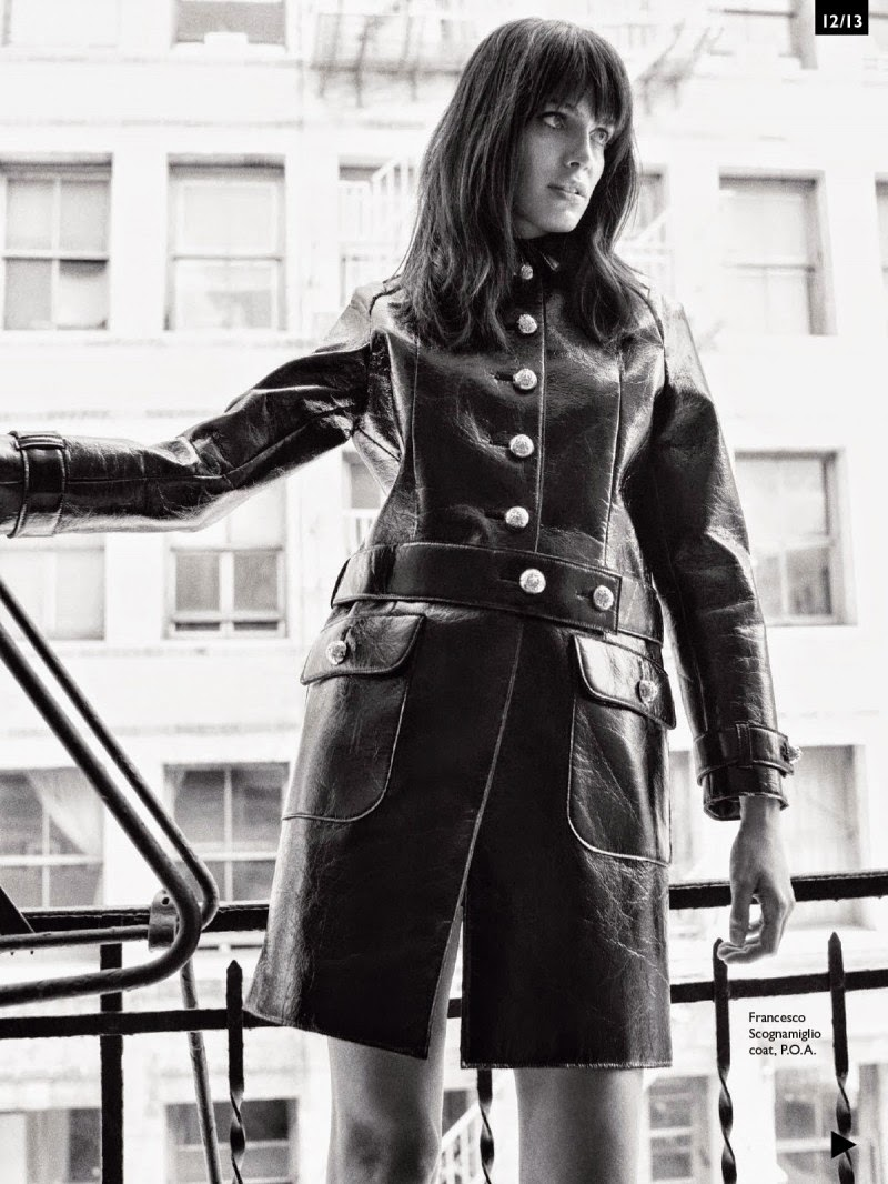 New AW14 60s inspired fashion in Vogue Australia