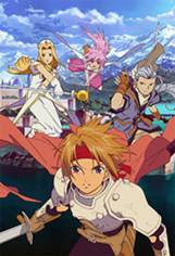 assistir - Tales of Phantasia Dublado - online