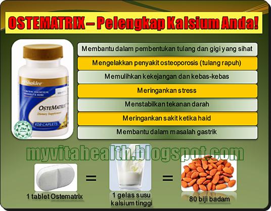 Promosi Ostematrix