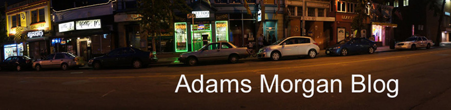 Adams Morgan Blog