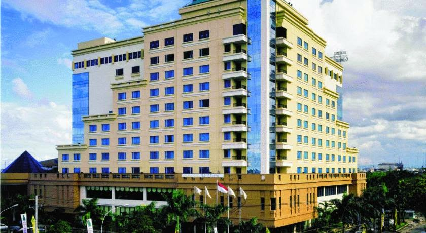 Grand Angkasa International Hotel.
