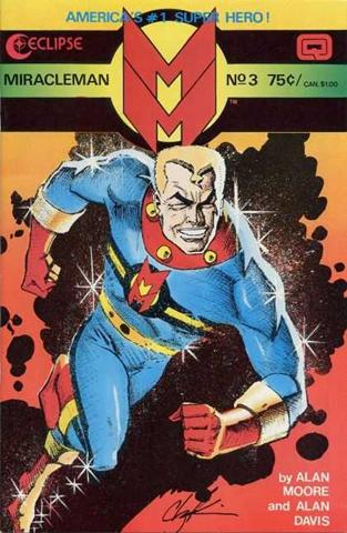 Miracleman, una visión realista del mito del superhéroe