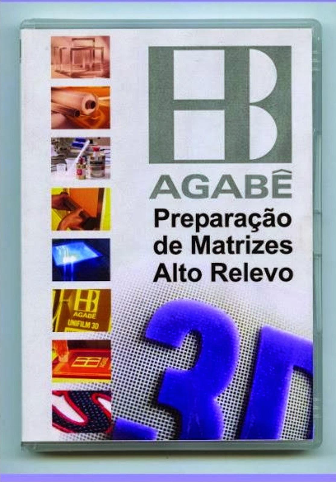Aprenda a gravar matrizes serigráficas para impressão de alto relevo
