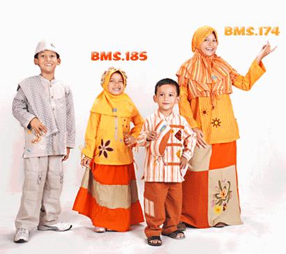 Baju Muslim Anak 2015