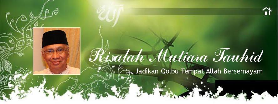 Risalah Mutiara Tauhid