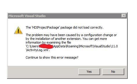 SQL Code Guard: How to fix: Visual Studio 2012 startup problem ...