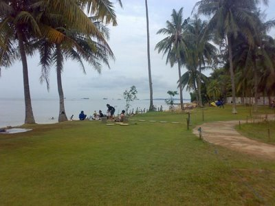 Pantai Tanjung Pinggir Batam