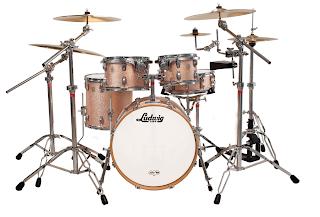 Ludwig Drum Set - Classic Maple Series