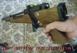 Laras Senapan Angin Barrel Air Rifle Pcp Juli