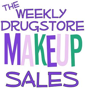 The Weekly Drugstore Makeup Sales (wk of 9/11