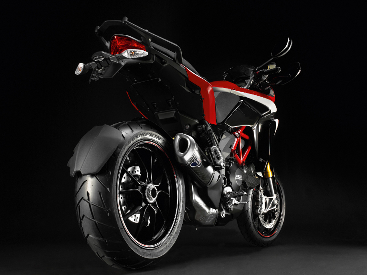 Young Man Blog  Ducati Multistrada 1200 S Pikes Peak Special Edition