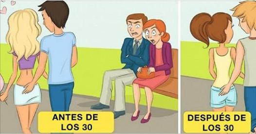 Imágenes muestran la Realidad de ANTES y DESPUÉS de los 30 años