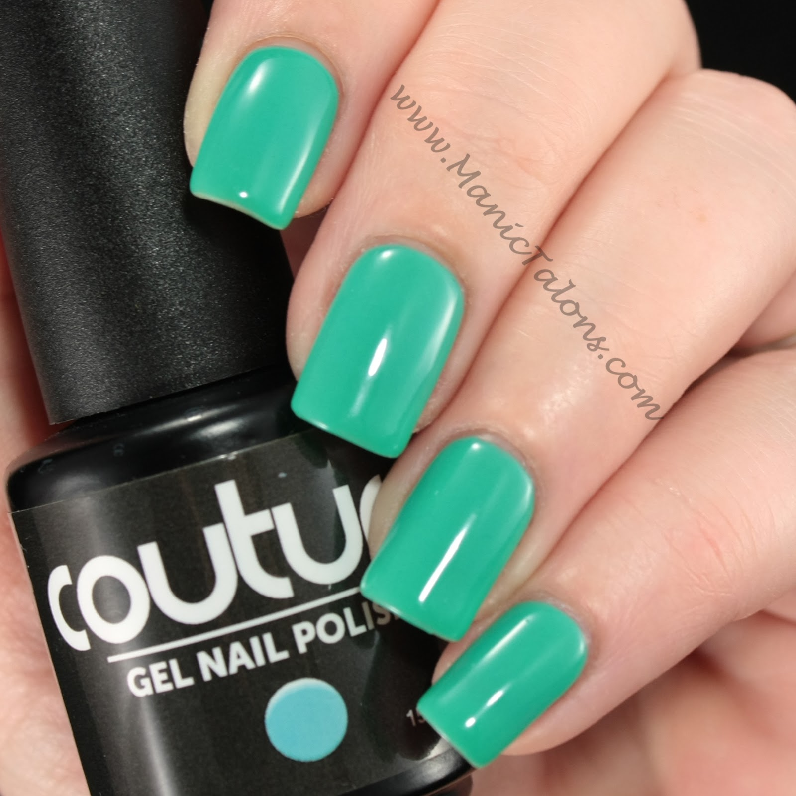 Couture Gel Nail Polish Spa Day Swatch