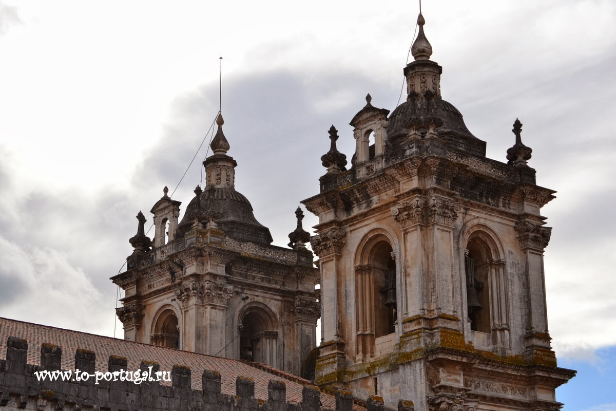 португальские монастыри