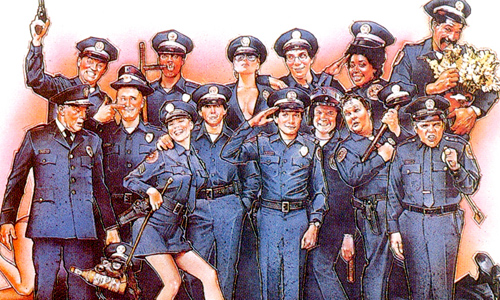 Filme Subtitrate: Police Academy - Academia de Politie