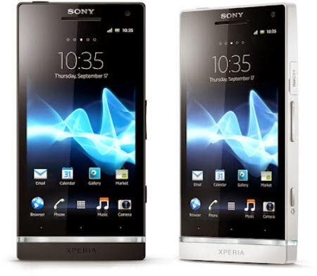 Spesifikasi Dan Harga Sony Xperia S LT26i Terbaru 2014