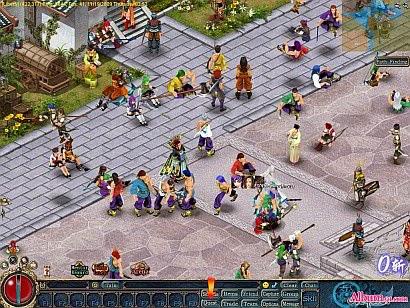 لعبة Conquer online - العاب متصفح اون لاين
