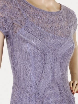knit dress alberta ferretti