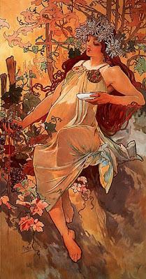 Tardor (Alfons Mucha)
