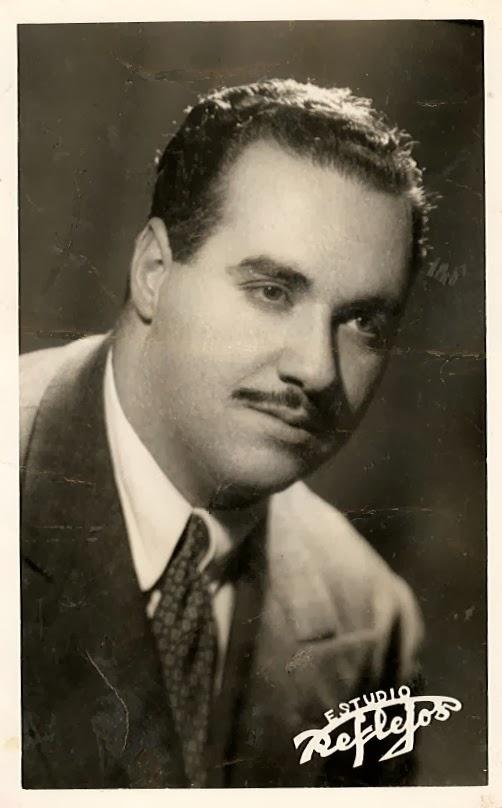 Oscar Paulo Vicente,primer saxo alto y clarinete de Héctor y su jazz