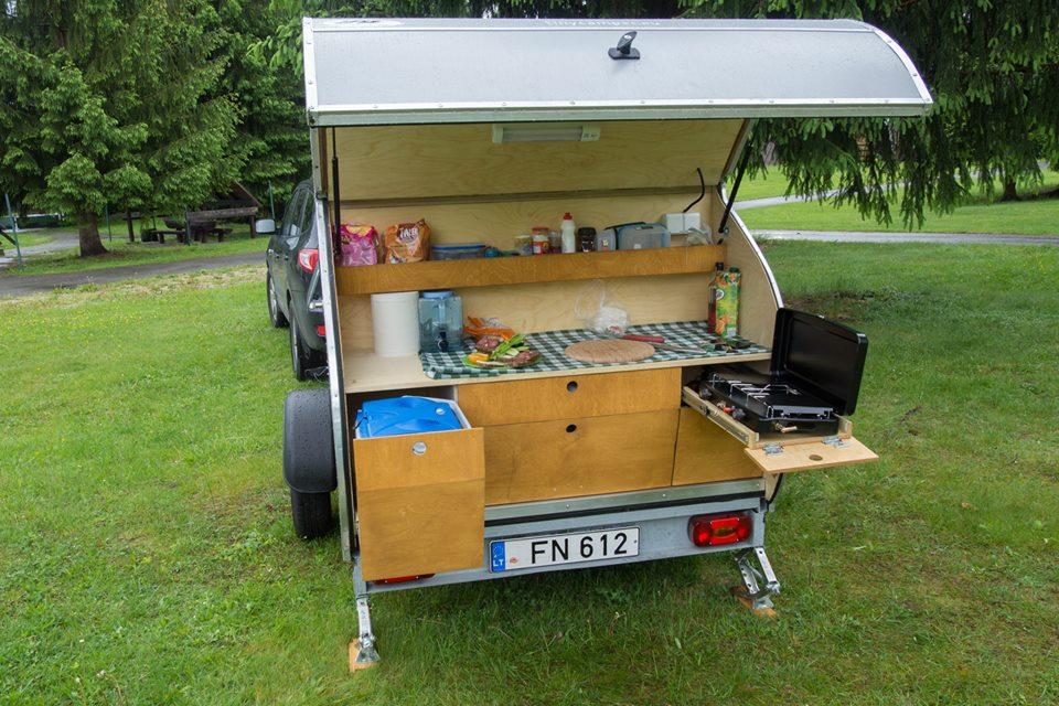 Build A  Person Camper