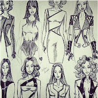 fashion design sketchbook fashion illustration jerron couture