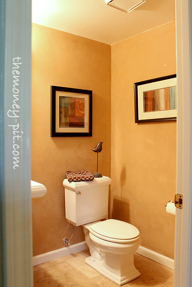 Powder room paint ideas native home garden design for Powder room color ideas