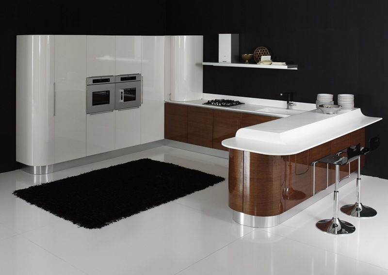 ... designs latest.: Modern homes italian modern kitchen designs ideas