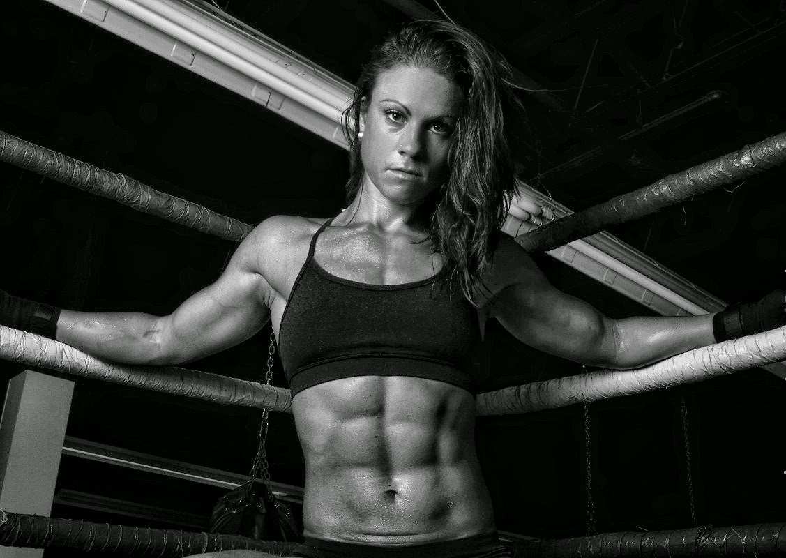 Female Fitness Models - Emily Zelinka