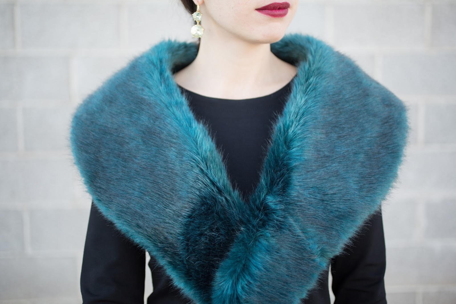 Winter Faux Fur Glam