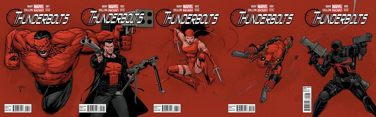 aston entertainment marvel now the thunderbolts 1