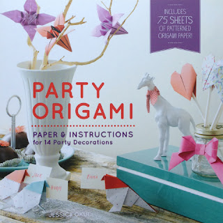 Party Origami by Jessica Okui