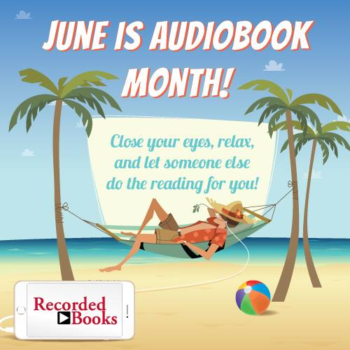 AUDIOBOOK MONTH !