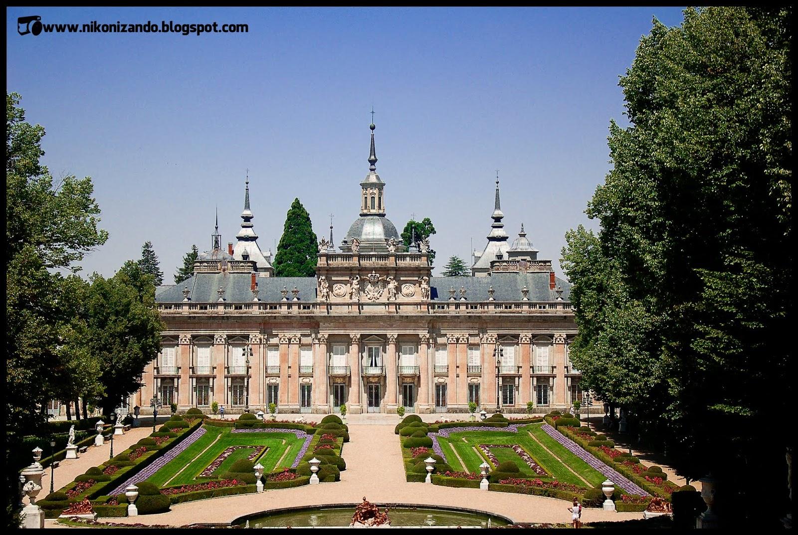 Opiniones de palacio real de la granja de san ildefonso