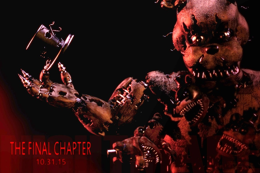Five Nights at Freddy's 4 Download Poster