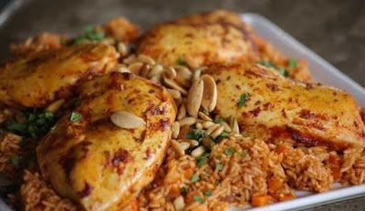 Kabseh (With Sunwhite Jasmine Rice) Recipe